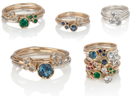 fine ring sets